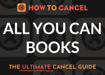 How to Cancel All You Can Books
