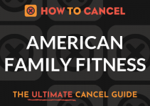 How to Cancel American Family Fitness