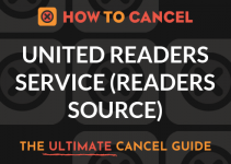 How to Cancel United Readers' Service Inc.