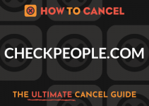 How to Cancel CheckPeople