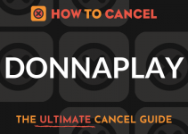 How to Cancel Donnaplay
