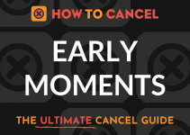 How to Cancel Early Moments