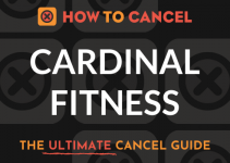 How to Cancel your membership with Cardinal Fitness
