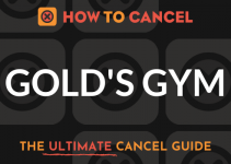 How to Cancel your membership with Gold's Gym