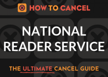 How to Cancel your membership with National Readers Service
