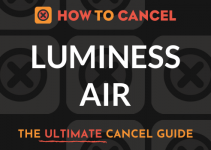 How to Cancel Luminess Air