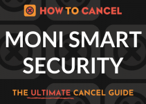 How to Cancel Moni Smart Security