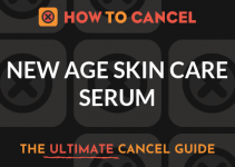 How to Cancel New Age Skin Care Serum