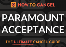 How to Cancel Paramount Acceptance