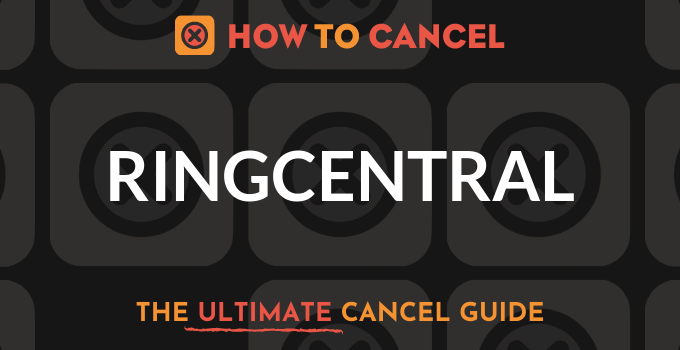 How to Cancel RingCentral