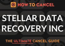 How to Cancel Stellar Data Recovery