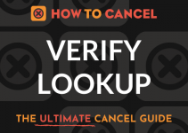 How to Cancel Verify Lookup